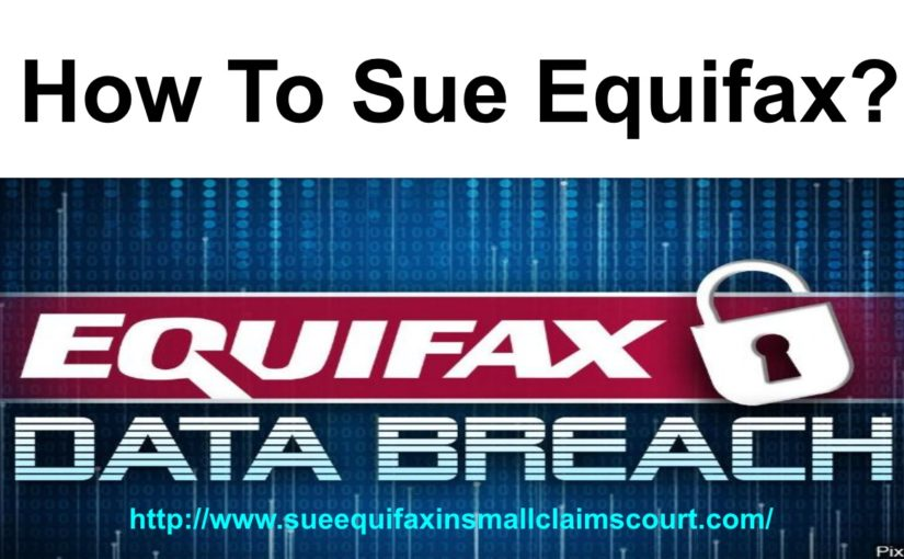 Sue Equifax